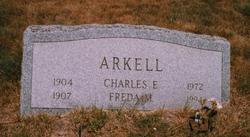 Freda Maie <i>TULLY</i> Arkell