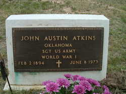 John Austin Atkins