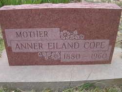 Anna <i>Eiland</i> Cope