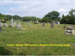 Cosby  Woods Cemetery