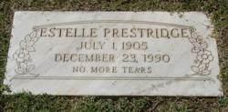 Estelle Agnes <i>Cormack</i> Prestridge