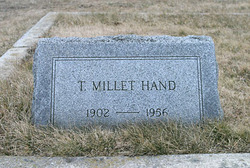 Thomas Millet Hand