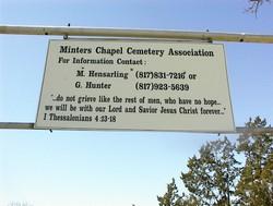 Minters Chapel Cemetery