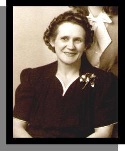 Alma Catherine <i>Weilbacher</i> Scovill
