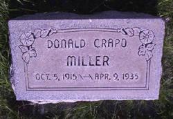Donald Crapo Miller