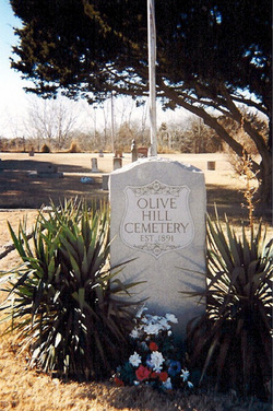 Olive Hill Cemetery