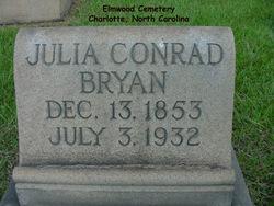 Julia Ann <i>Conrad</i> Bryan