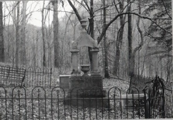 William Anderson Cap Hatfield, II