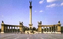 Monument to the Hungarian Unknown Soldier