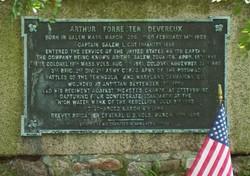 Arthur Forrester Devereux