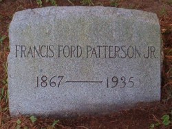 Francis Ford Patterson, Jr