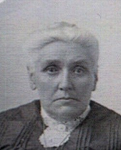 Margaret Ann <i>Snyder</i> Zimmerman