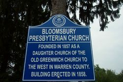 Bloomsbury Presbyterian Churchyard