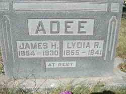 Lydia Rosetta <i>Keefer</i> Adee