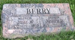 Josie M Berry