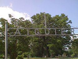 Aiguier Cemetery