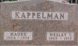 Wesley Young Kappelman
