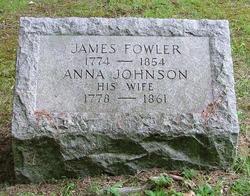 Anna <i>Johnson</i> Fowler