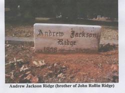 Andrew Jackson Ridge