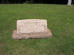Manie <i>Simms</i> Hieronimus