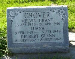 Delbert Glenn Grover