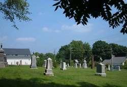 Old Saint Bridget Roman Catholic Cemetery