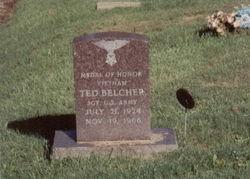 Sgt Ted Belcher