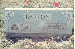 Clara Ethel <i>Schultz</i> Barton