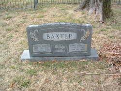 Gladys <i>Seward</i> Baxter