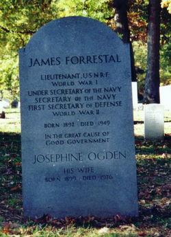 Josephine <i>Ogden</i> Forrestal
