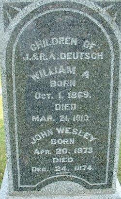 John Wesley Deutsch