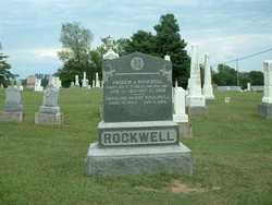 Caroline Melissa <i>Mccoy</i> Rockwell