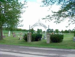 Saint Paul Friedhof Ev Lutheran Cemetery