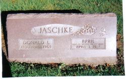 April <i>Reinwand</i> Jaschke