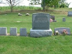 Emelia Louise <i>Heyer</i> Beisser