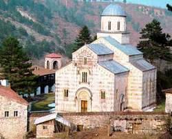 Monastery Visoki Decani
