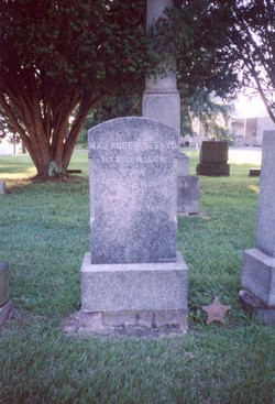 Maj Robert N. Boyd