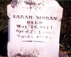 Sarah <i>Walker</i> Moran