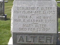 Mary Alter
