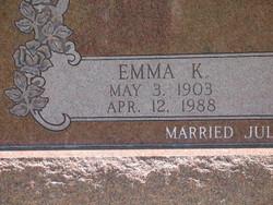 Emma <i>Hayden</i> Kahler