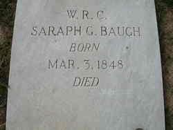 Saraph G. <i>Tarbell</i> Baugh