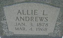 Allie L. Andrews