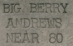 Big Berry Andrews