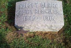 Pvt Timothy Halsey Berry