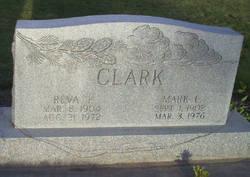 Mark Leslie Clark
