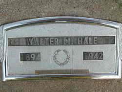 Walter M. Hale