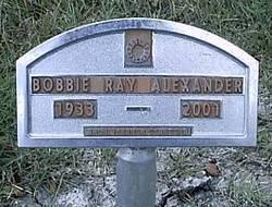 Bobbie Ray Alexander