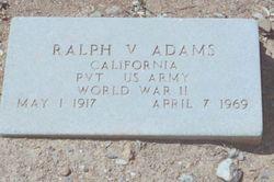 Ralph V. Adams
