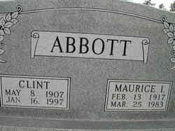 Maurice I. Abbott