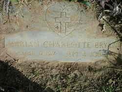 Marian Charlotte <i>Pittaway</i> Bryan